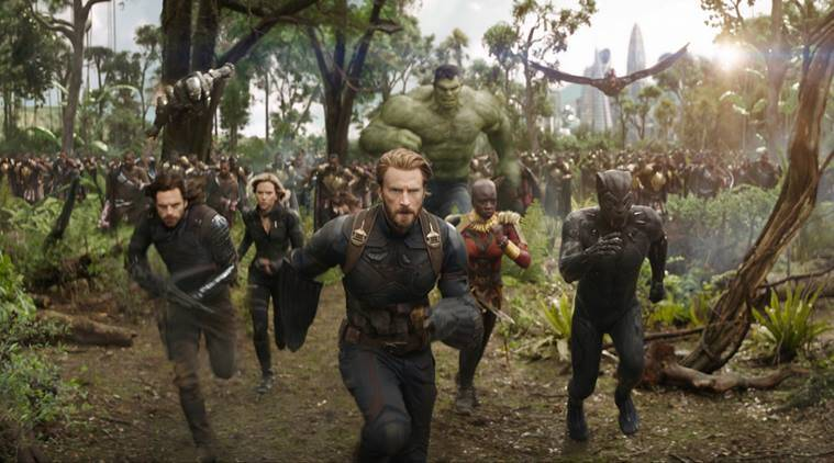 Avengers Infinity War will release on April 27