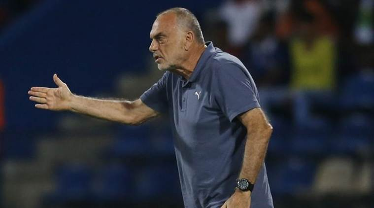 NorthEast United hope for reversal in fortunes under 'advisor' Avram Grant