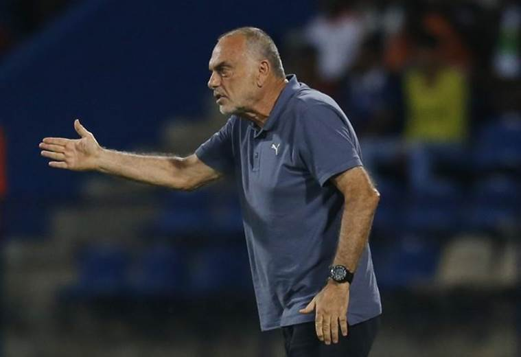 India is doing the right things in football, says Avram Grant