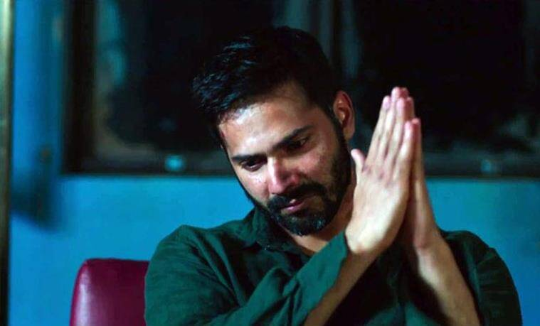 varun dhawan was appreciated for his performance in badlapur