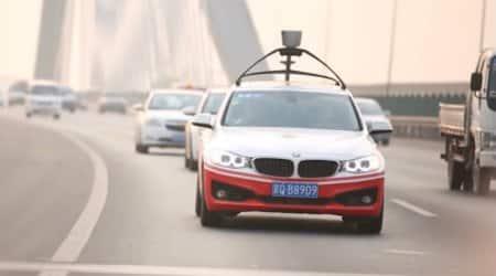 BlackBerry surges following Baidu deal for self-driving cartech