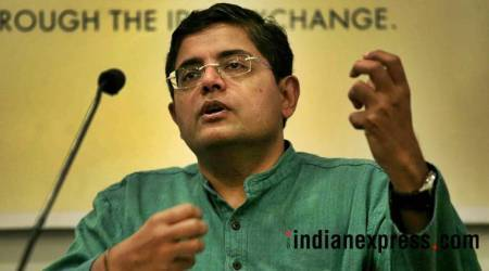 Kendrapara MP Baijayant 'Jay' Panda. (Express photo/Praveen Khanna)