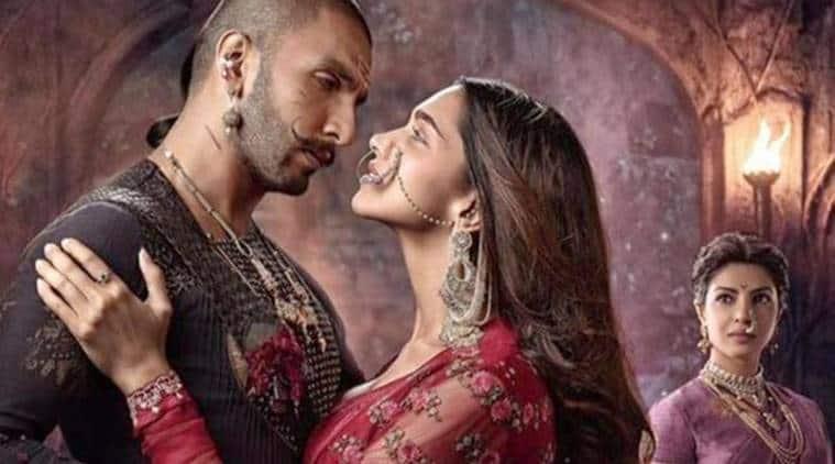 Sanjay Leela Bhansali directed film Bajirao Mastani