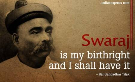 Outraged, Bal Gangadhar Tilak's family tells Rajasthan to ban book, referring him 'Father of Terrorism'
