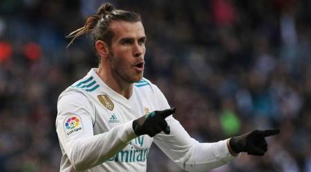 Gareth Bale happy to hear cheers instead of whistles in Santiago Bernabeu