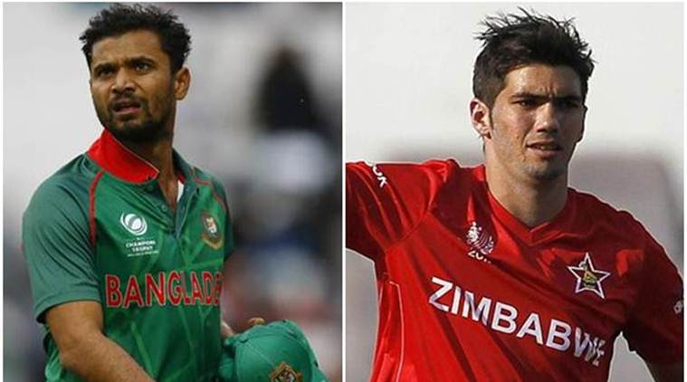 Bangladesh play Zimbabwe in first match in Dhaka.