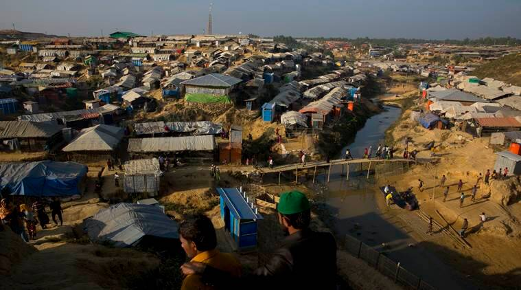 Camps Ready But Bangladesh Delays Repatriation of Refugees