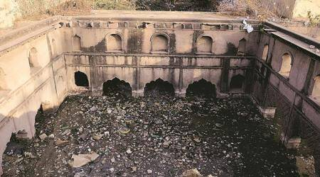 Gurgaon stepwell in danger: Archaeology dept plans to take over heritagestructures