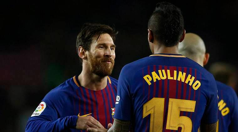 Barcelona star makes an outrageous claim about Lionel Messi