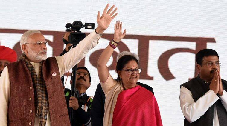 narendra modi, modi rajasthan visit,Barmer oil refinery, barmer refinery inaugration, what is barmer oil refinery, barmer refiner politics, bjp, congress, indian express