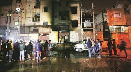 Bawana fire tragedy accused sent to 14-day judicial custody