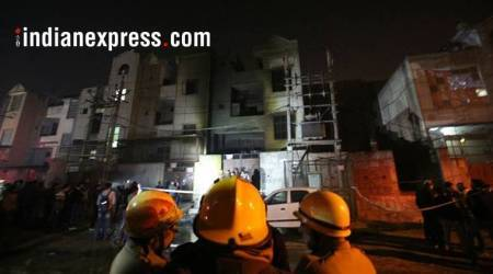 Bawana fire: Police files chargesheet against factory owner, 6others