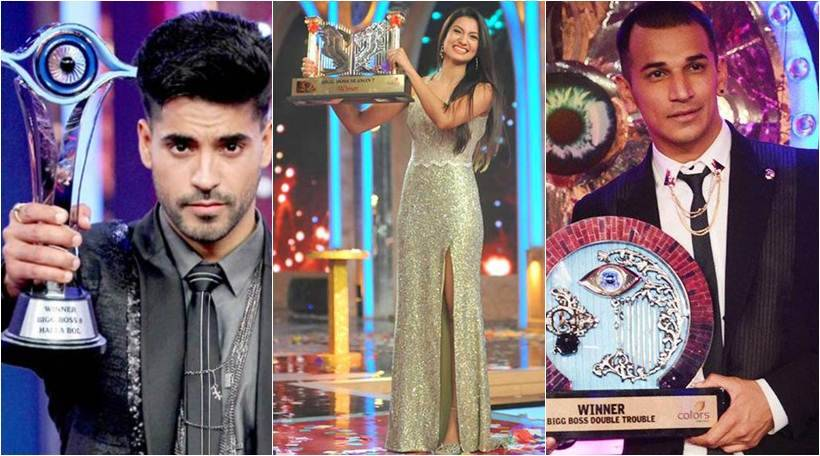 All the Bigg Boss winners so far, from Rahul Roy to Shilpa