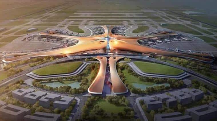 Beijing international airport, Beijing airport pics, Beijing new airport pics, airport Beijing , Beijing ,