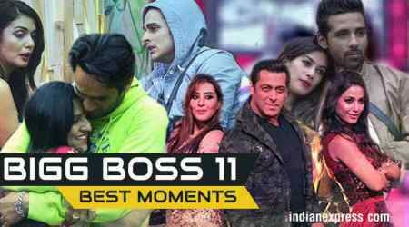 The best moments from Bigg Boss 11