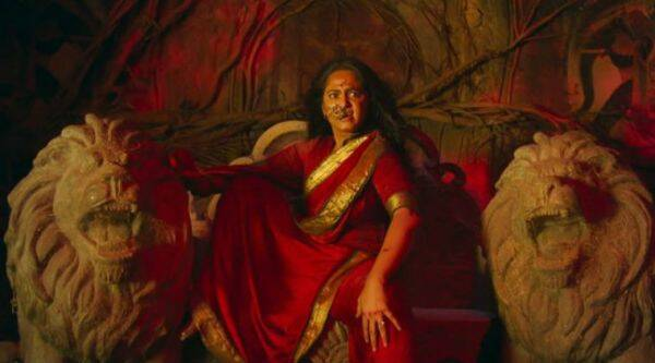 Bhaagamathie trailer, Anushka Shetty , watch Bhaagamathie trailer