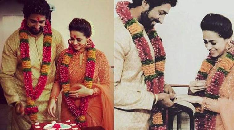 Bhavana Kannada-Producer-Naveen wedding details