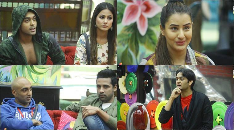 Have Luv and Vikas already conceded defeat to Shilpa Shinde?