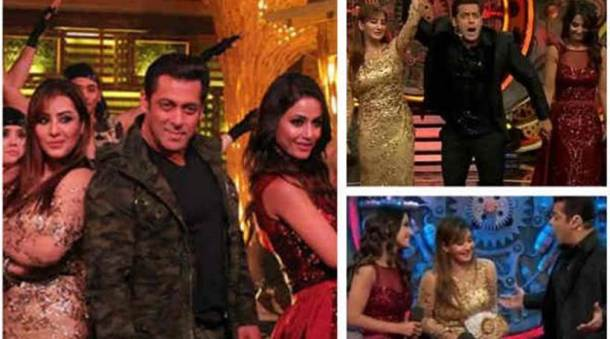 Most watched Indian television shows bigg boss 11