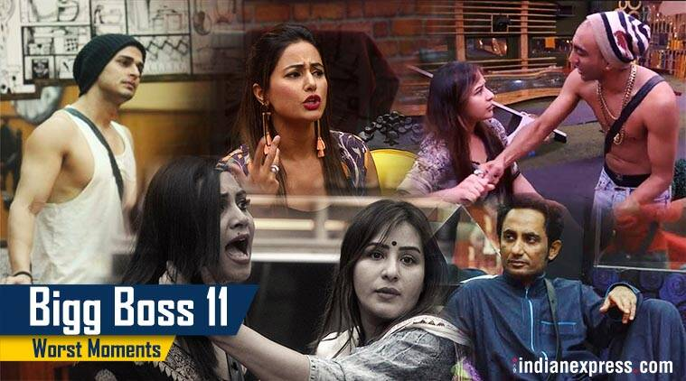 Before Bigg Boss 12, a recap of the worst moments of Bigg Boss 11