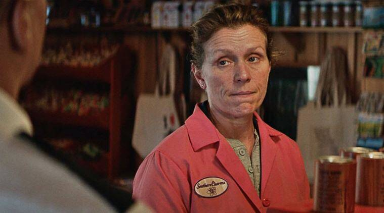 Three Billboards Outside Ebbing, Missouri, Golden Globes