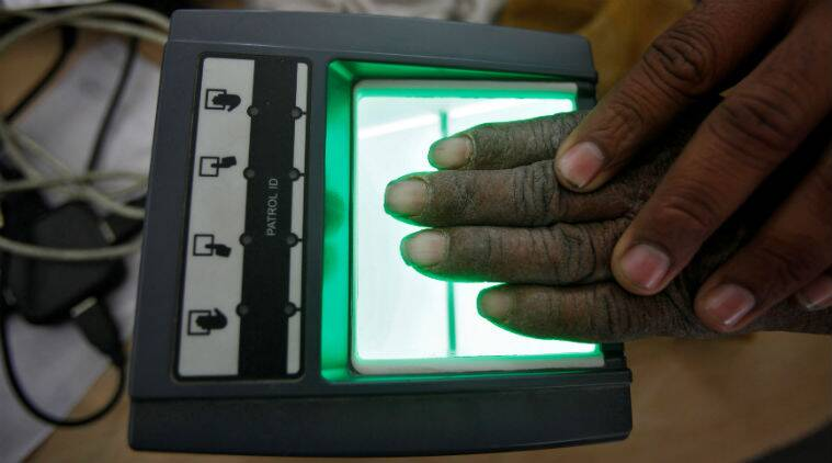 Biometric identification, fingerprint scanners, biometric verifications, Visa, banking apps, financial transactions, Indian payments industry, password security