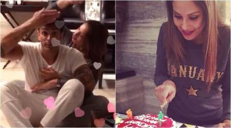 Happy birthday Bipasha Basu: Karan Singh Grover has the cutest message for his wife; watch video