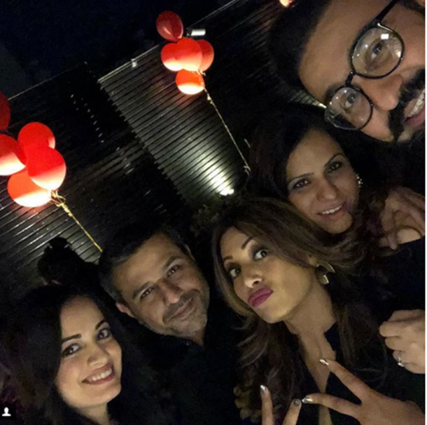 Inside Bipasha Basu birthday bash