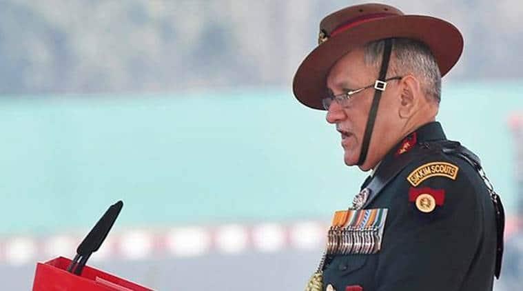 Army Day, Army Day Parade, General Bipin Rawat, Army Chief General Bipin Rawat, Bipin Rawat, Jammu and Kashmir Schools, Editorial News, Indian Express, Indian Express News