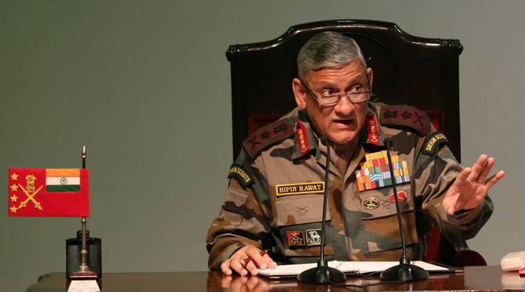 Indian army can maintain preparedness within existing budget: Bipin Rawat