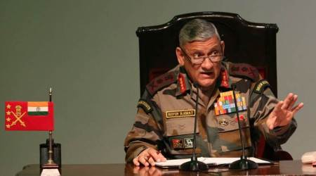 Exemplary punishment to Major Leetul Gogoi if found guilty, says Army Chief Bipin Rawat