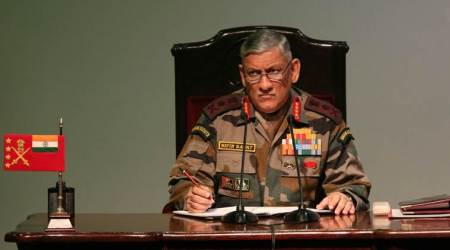 J-K: Army chief General Bipin Rawat visits Udhampur