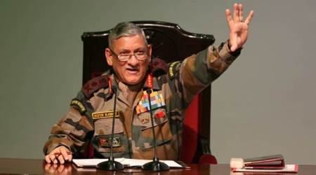 Bonhomie back but Chinese soldiers still in Doklam: Army chief Bipin Rawat