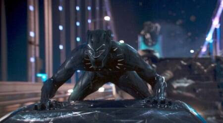 Black Panther new clip is all about some new characters and loads ofaction