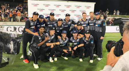 New Zealand reclaim top spot in ICC T20I team rankings