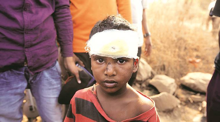 Mumbai: Six supervising personnel injured at construction site