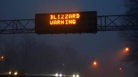 In blizzard's icy wake, intense cold grips USNortheast