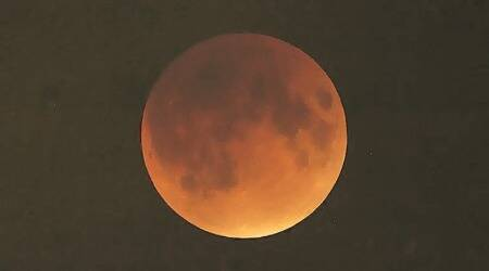 Coming today: Total lunar eclipse, Super blue blood Moon2018