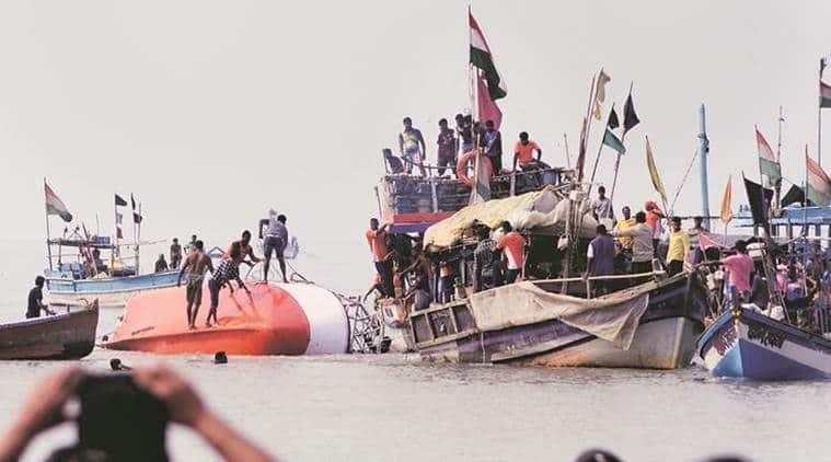 Maharashtra ferry capsize, Maharashtra boat capsize, Maharashtra teen dies, Maharashtra boat capsize teen death, Mumbai News, India News, Indian Express, Indian Express News