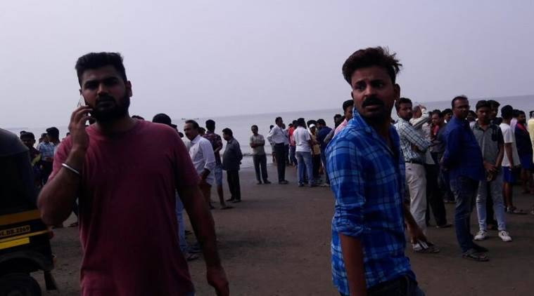 Boat with 40 school children capsizes in Dahanu, rescue operations underway