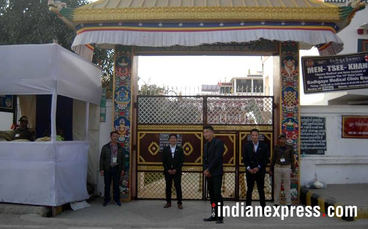 Bodh Gaya blast, Bodh Gaya, Dalai Lama, Bodh gaya live bombs, buddhist monastery blast, tibetan monastery bomb blast, Bihar blast, buddhist monk, india news, indian express