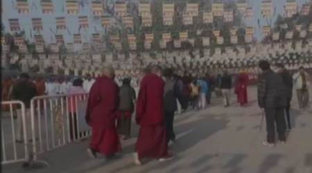 Two bombs found in Bodh Gaya amid tight security for The Dalai Lama