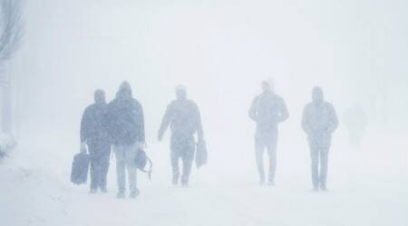 Real weather term 'bomb cyclone' blows up on socialmedia