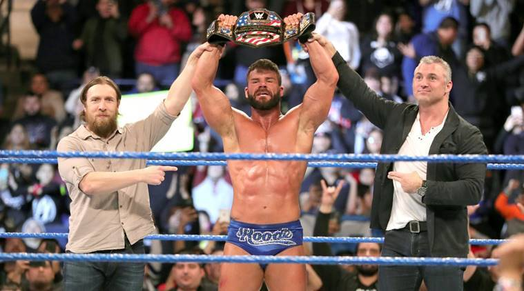 Bobby Roode wins United States title