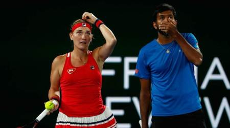 Rohan Bopanna-Timea Babos go down in Australian Open mixed doubles final
