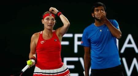 Rohan Bopanna-Timea Babos go down in Australian Open mixed doublesfinal