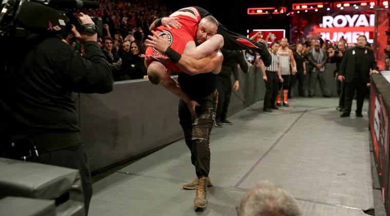 wwe royal rumble 2018 live streaming  when and where to watch royal rumble live  tv channel