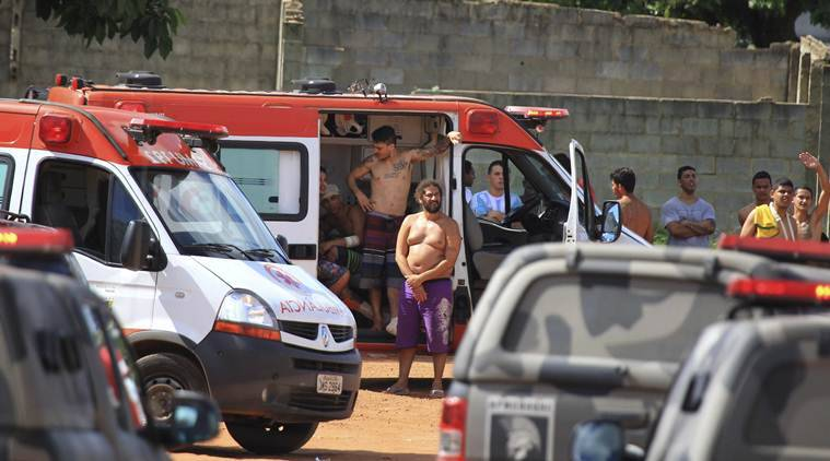 Nine killed, over 100 escape in Brazilian prison riot