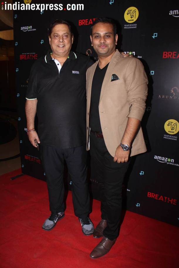 From Padman's special screening for Akshay Kumar's son Aarav to celebrities at Breathe's screening