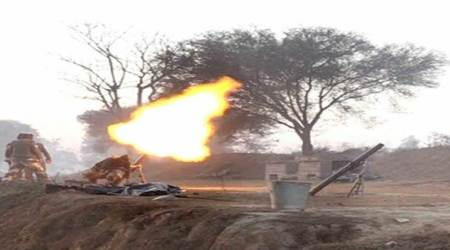 Heavy loss inflicted on Pakistani side by Indian forces in response to ceasefire violation